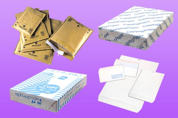 Carta, Buste ed Etichette